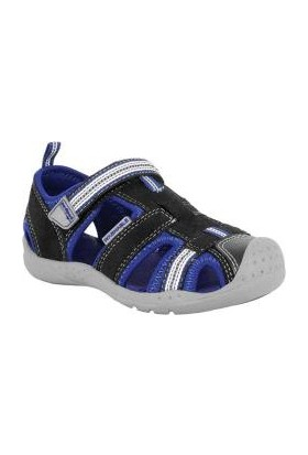 Pediped Sahara Black King Blue Çocuk Sandalet