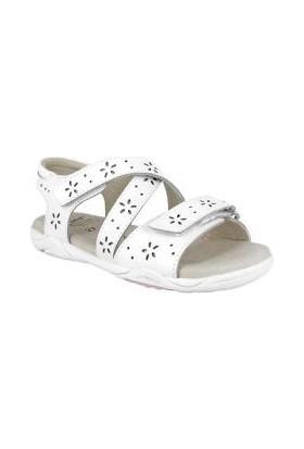 Pediped Mae-Beyaz Çocuk Sandalet