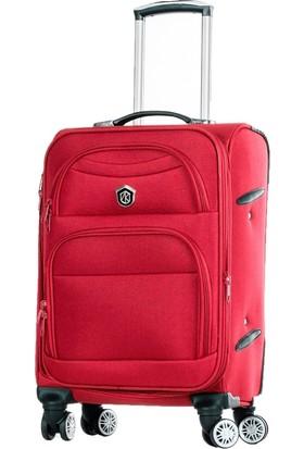 Nk Valiz Kabin Boy 8 Tekerlek Kırmzı 010