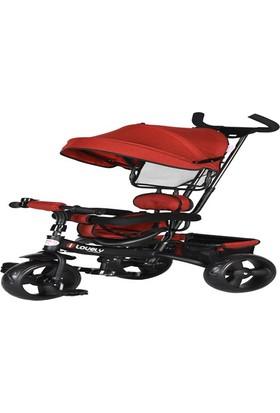 Sunny Baby T306 İtmeli Bisiklet Kırmızı