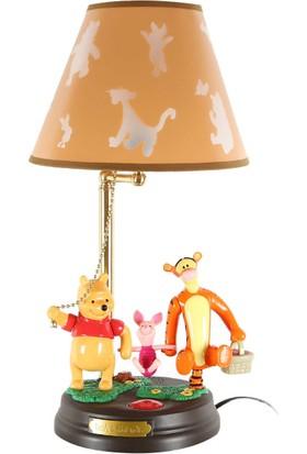 Disney Abajur Pooh & Friends