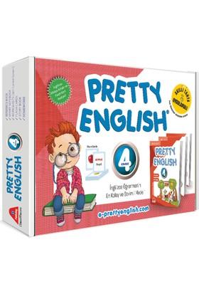 D-Publishing Pretty English Eğitim Seti-4. Sınıf