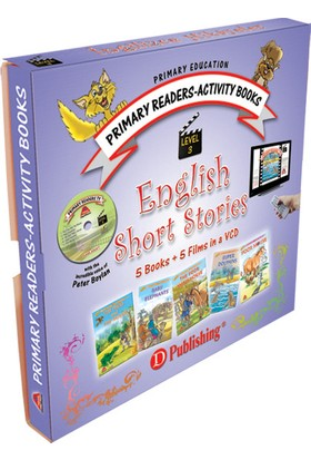 Primary Readers Activity Book Level 3