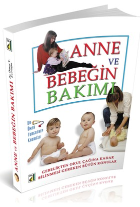 Damla Yayınevi Anne ve Bebeğin Bakımı (Cep Boy)