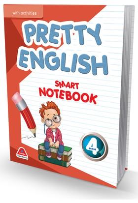 D-Publishing Pretty English Smart Notebook-4. Sınıf