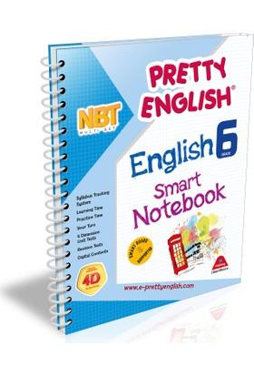 D-Publishing Pretty English Smart Notebook-6. Sınıf