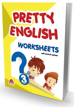 D-Publishing Pretty English Worksheets-3. Sınıf (Self Control System)