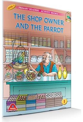 The Shop Owner And The Parrot (Level 1)