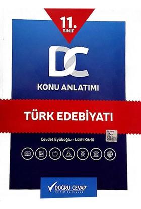 YGS Dil Anlatım Konu Anlatımı Doğru Cevap Yayınları