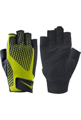 Nike Training Gloves 2.0 Unisex Ağırlık Eldiveni Siyah N.Lg.38.023