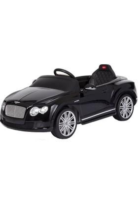 Baby2Go 9372 Akülü Araba Uzaktan Kumandalı Siyah