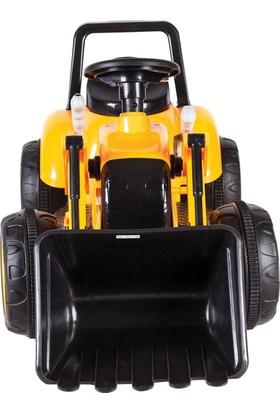 Sunny Baby Sunny Baby Jcb 4X Akülü İş Makinesi - Sarı