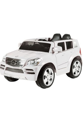 Sunny Baby Sunny Baby W488Qht Mercedes Akülü Araba Beyaz