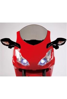 Sunny Baby W338E Funny Motor Kırmızı