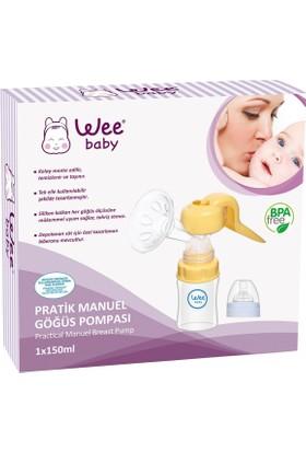 Wee Baby Wee Baby 752 Pratik Manuel Göğüs Pompası