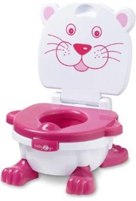 Baby2Go 6232 Alıştırma Tuvaleti - Pembe