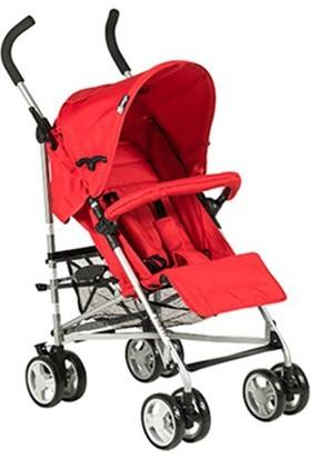 Prego Buggy Baston Bebek Arabası - Kırmızı