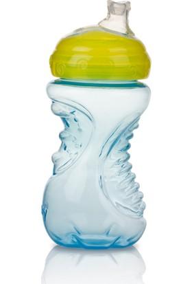 Nuby 9926 Kolay Tutuşlu Alıştırma Bardağı Mavi