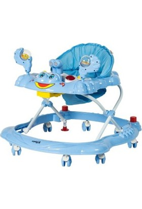 Crystal Baby 1328 Spider Yürüteç - Mavi