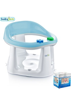 Baby Jem Baby Jem Banyo Mama Oturağı Mavi