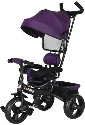 Sunny Baby Sunny Baby T306 Hero Çocuk Bisikleti Lila