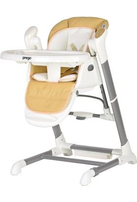 Prego 4023 Trio Mama Sandalyesi Sarı