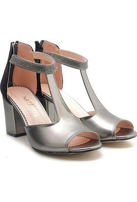 Artemis Wm2025 Kare Topuk Bayan Ayakkabısı