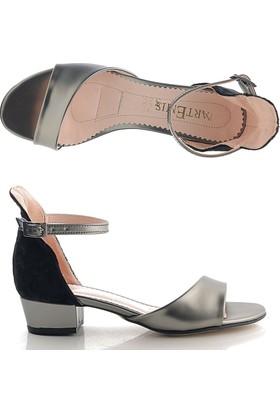 Artemis Yn0030 Alçak Topuk Genç Kız Abiye Ayakkabı