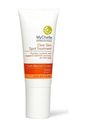 Mychelle Clear Skın Spot Treatment Akneye Meyilli Ciltler İçin Gözenek Açıcı Krem