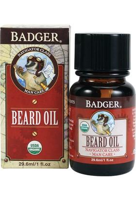 Badger Beard Condıtıonıng Oıl 29 6Ml Sakal Yağı