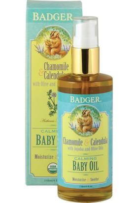 Badger Baby Oıl 118Ml Bebek Yağı