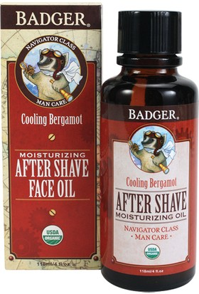 Badger After Shave Face Oıl 118Ml Tıraş Sonrası Nemlendirici Yağ