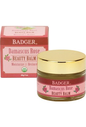 Badger Damascus Rose Beauty Balm Badger Damascus Rose Güzellik Balmı 28Gr