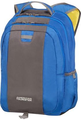 American Tourister Ug3 Laptop Sırt Çantası Mavi 24G-01003