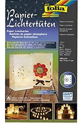 Folia Kağıt Işıkları 11901