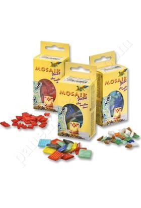 Folia Mozaik 300 Parça 10 Renk 10X10 Mm 5509