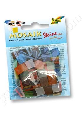 Folia Mozaik 190 Adet Buzlu 10X10 Mm 58209