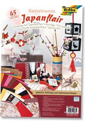 Folia Yaratıcılık Seti Japon Sezgi Fo 1934