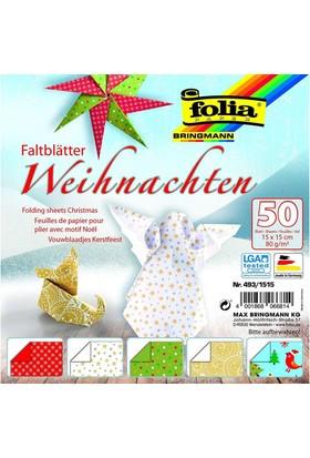 Folia Origami Yılbaşı 80Gr 493/1515