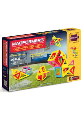 Magformers My First Tiny Friends Set Line 20 Parça 63143