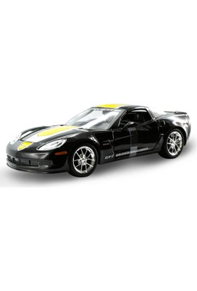 Maisto Model Araba 1:24 2009 Chevrolet Corvette Z06 Gt1 31203