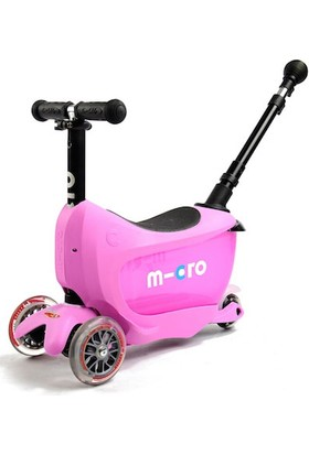 Micro Scooter 2 Go Deluxe Plus Pink Mmd033