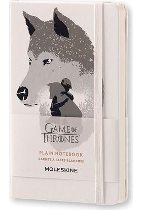 Moleskine Game Of Thrones Küçük Boy Sert Kapak Düz Defter