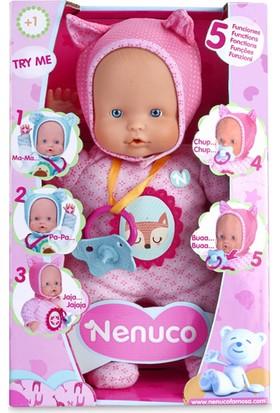 Nenuco 5 Fonksiyonlu Bebek 6743
