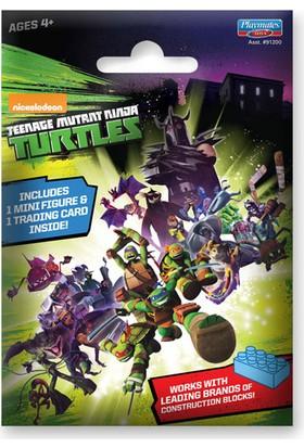 Ninja Turtles Mini Figürler Sürpriz Paket 91200