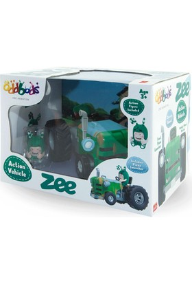 Oddbods Taşıtlı Set Zee 9449