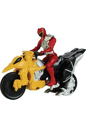 Power Rangers Dino Charge Motosiklet 42070