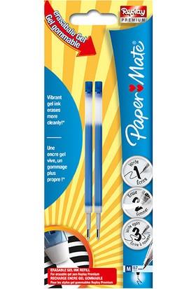 Sharpie Replay Premium Silinebilir Jel Kalem Refili Mavi 1956023