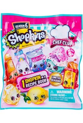 Shopkins Cicibiciler Sefler Kulübü Sürpriz 56510