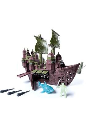 Karayip Korsanları Silent Mary Gemisi 9352
